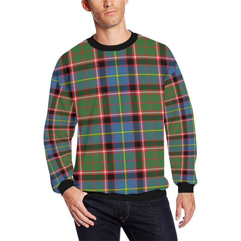 Image of Aikenhead Tartan Men's Sweatshirt H01