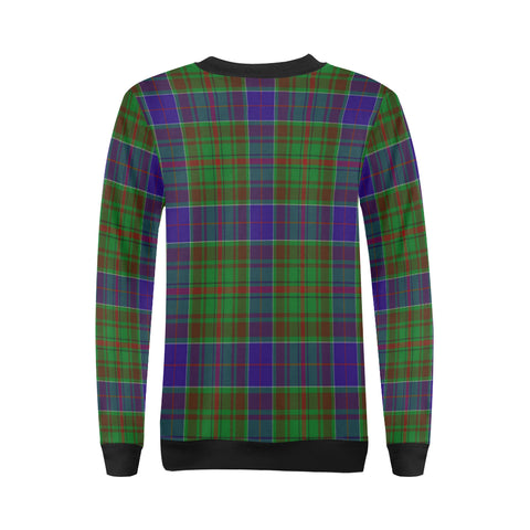 Image of adam Tartan Women's Sweatshirt H01