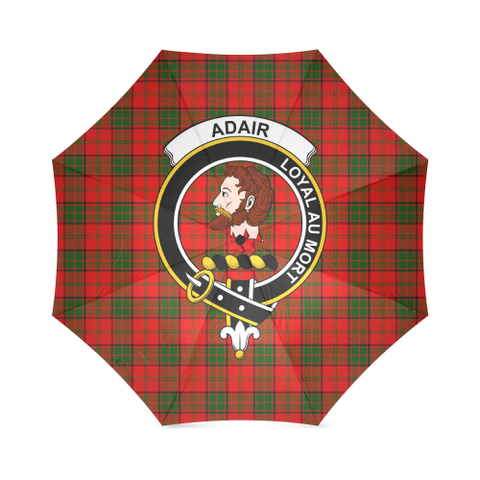 Image of Adair  Clan Badge Tartan Umbrella