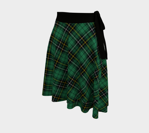 Image of MacAlpine Ancient Tartan Wrap Skirt