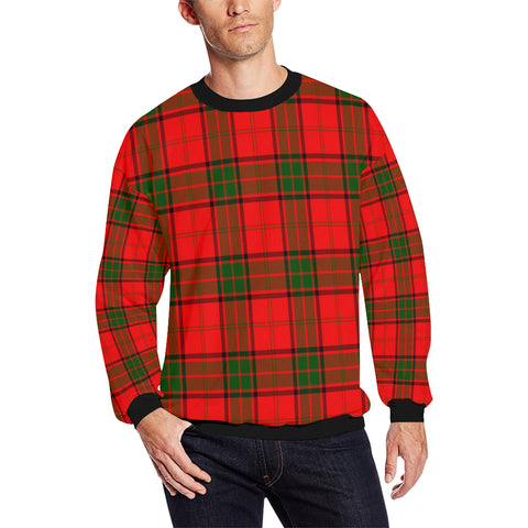 Adair Tartan Men's Sweatshirt H01