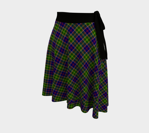 Ayrshire District Tartan Wrap Skirt