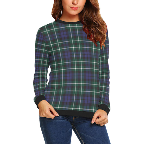 Image of Allardice Tartan Women's Sweatshirt H01
