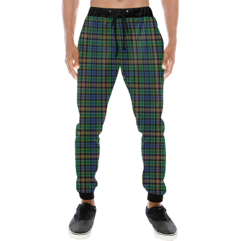 Image of Allison Tartan Sweatpant
