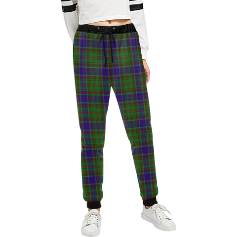 Image of Adam Tartan Sweatpant