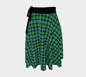 Arbuthnot Ancient Tartan Wrap Skirt