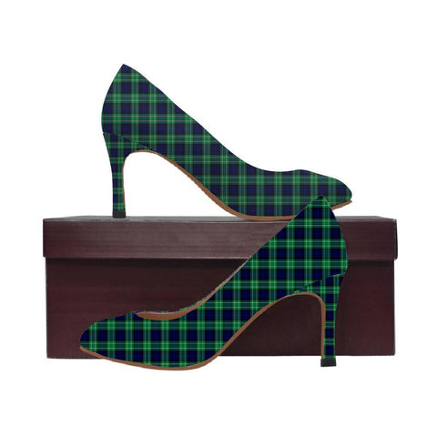 Image of Abercrombie Tartan Women High Heels
