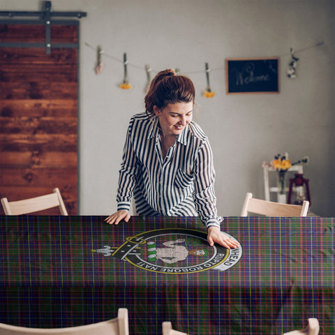Image of Aikenhead  Clan Badge Tartan TableCloths