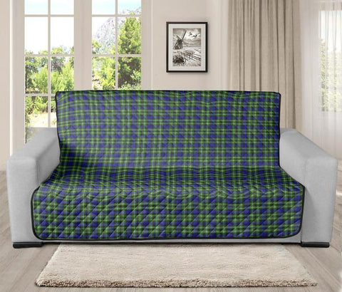 Image of Allardice Clan Badge Tartan Sofa Protector