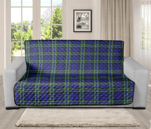 Image of Arbuthnot Modern Clan Badge Tartan Sofa Protector
