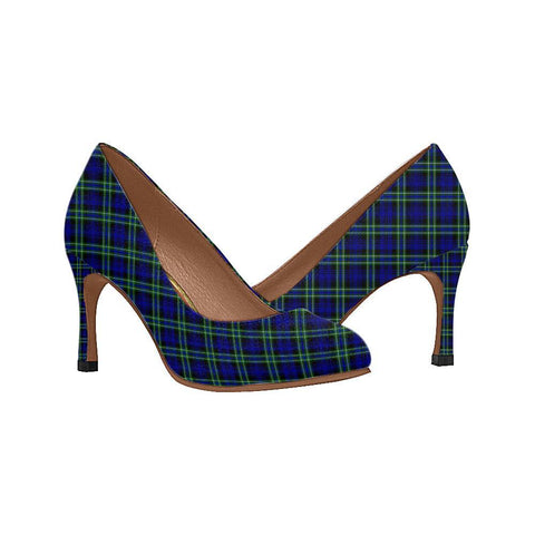 Image of Arbuthnot Modern Tartan Women High Heels