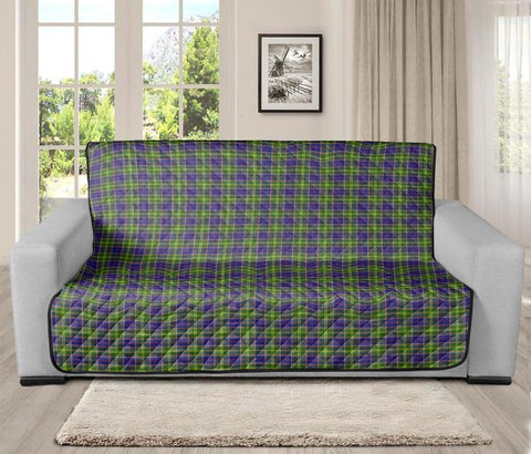 Image of Arnott Clan Badge Tartan Sofa Protector