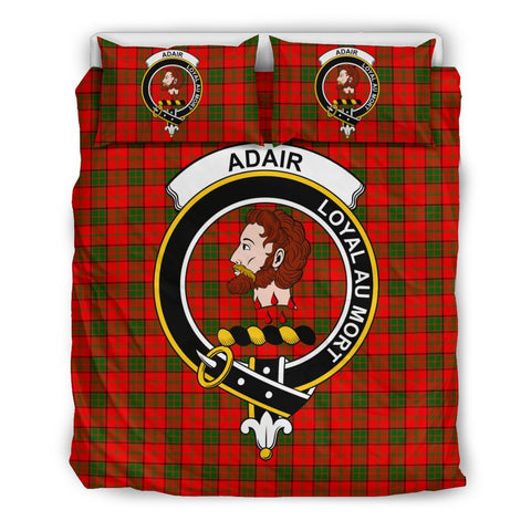 Adair Clan Badge Tartan Bedding Sets