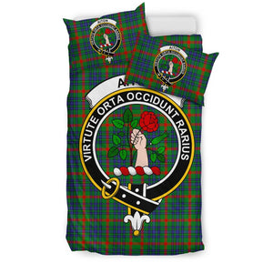 Allardice Clan Badge Tartan Bedding Sets