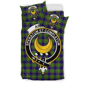 Arnott Clan Badge Tartan Bedding Sets
