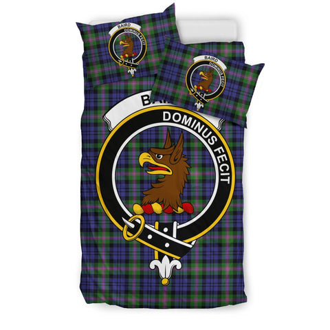 Image of Baird Clan Badge Tartan Bedding Sets