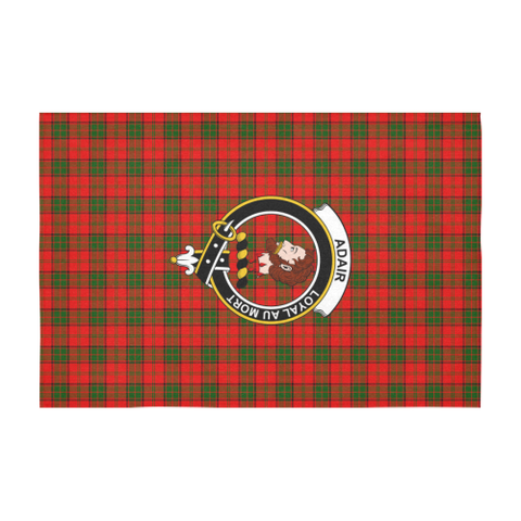 Adair  Clan Badge Tartan TableCloths