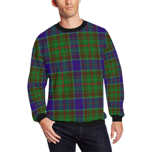 adam Tartan Men's Sweatshirt H01