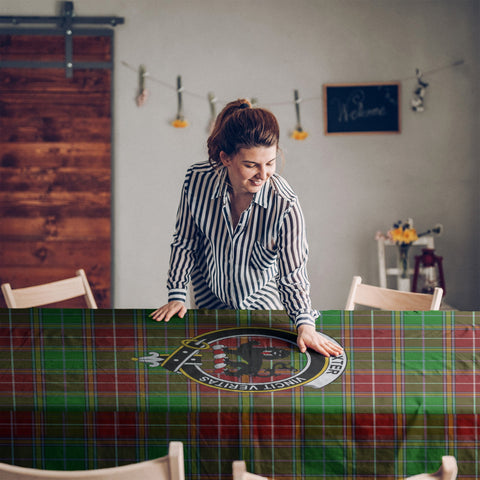 Image of Baxter Clan Badge Tartan TableCloths