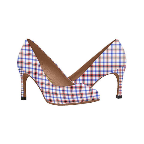 Image of Boswell Modern Tartan Women High Heels