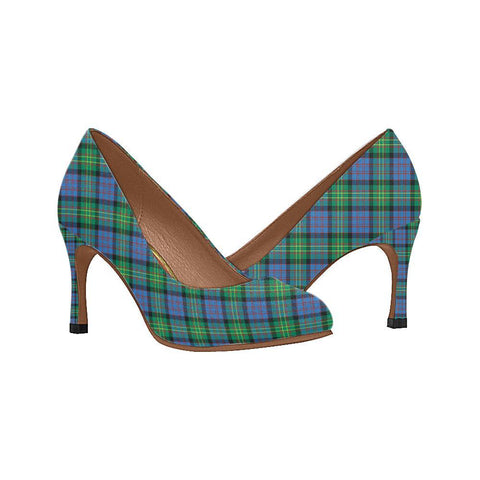 Image of Bowie Ancient Tartan Women High Heels
