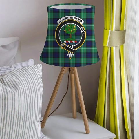 Abercrombie Clan Badge Tartan Lamp Shades
