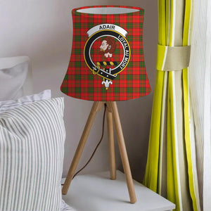 Adair Clan Badge Tartan Lamp Shades