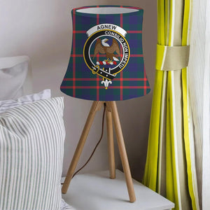 Agnew Clan Badge Tartan Lamp Shades