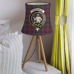 Aikenhead Clan Badge Tartan Lamp Shades
