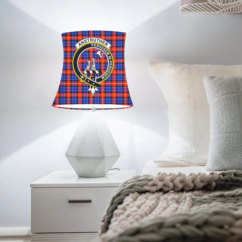 Anstruther Clan Badge Tartan Lamp Shades