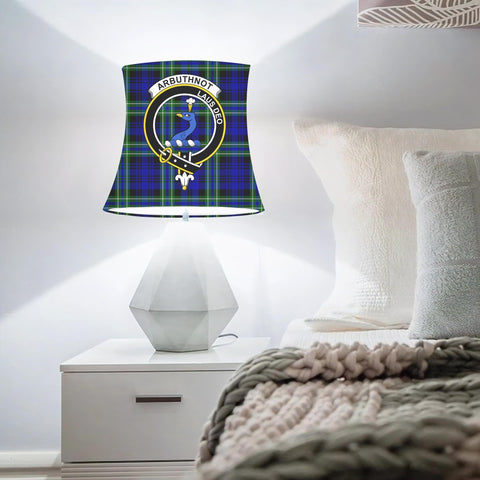 Arbuthnot Clan Badge Tartan Lamp Shades