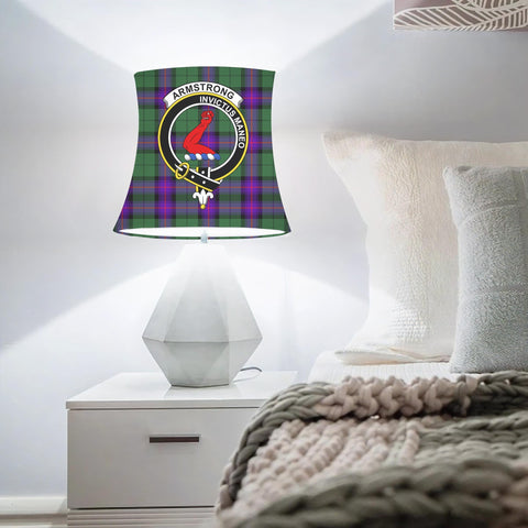 Armstrong Clan Badge Tartan Lamp Shades