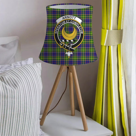 Arnott Clan Badge Tartan Lamp Shades