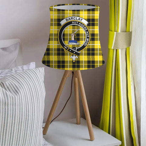 Barclay Clan Badge Tartan Lamp Shades