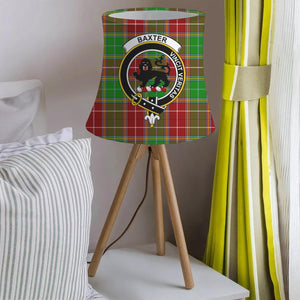 Baxter Clan Badge Tartan Lamp Shades