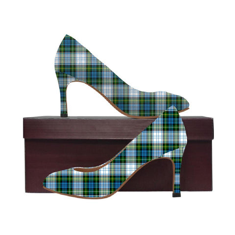 Image of Campbell Argyll Modern Tartan Women High Heels