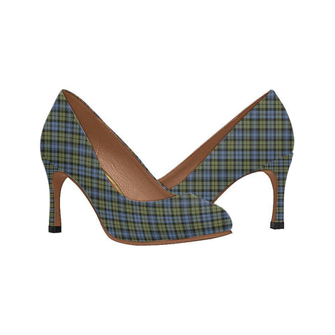 Image of Campbell Dress Ancient 02 Tartan Women High Heels