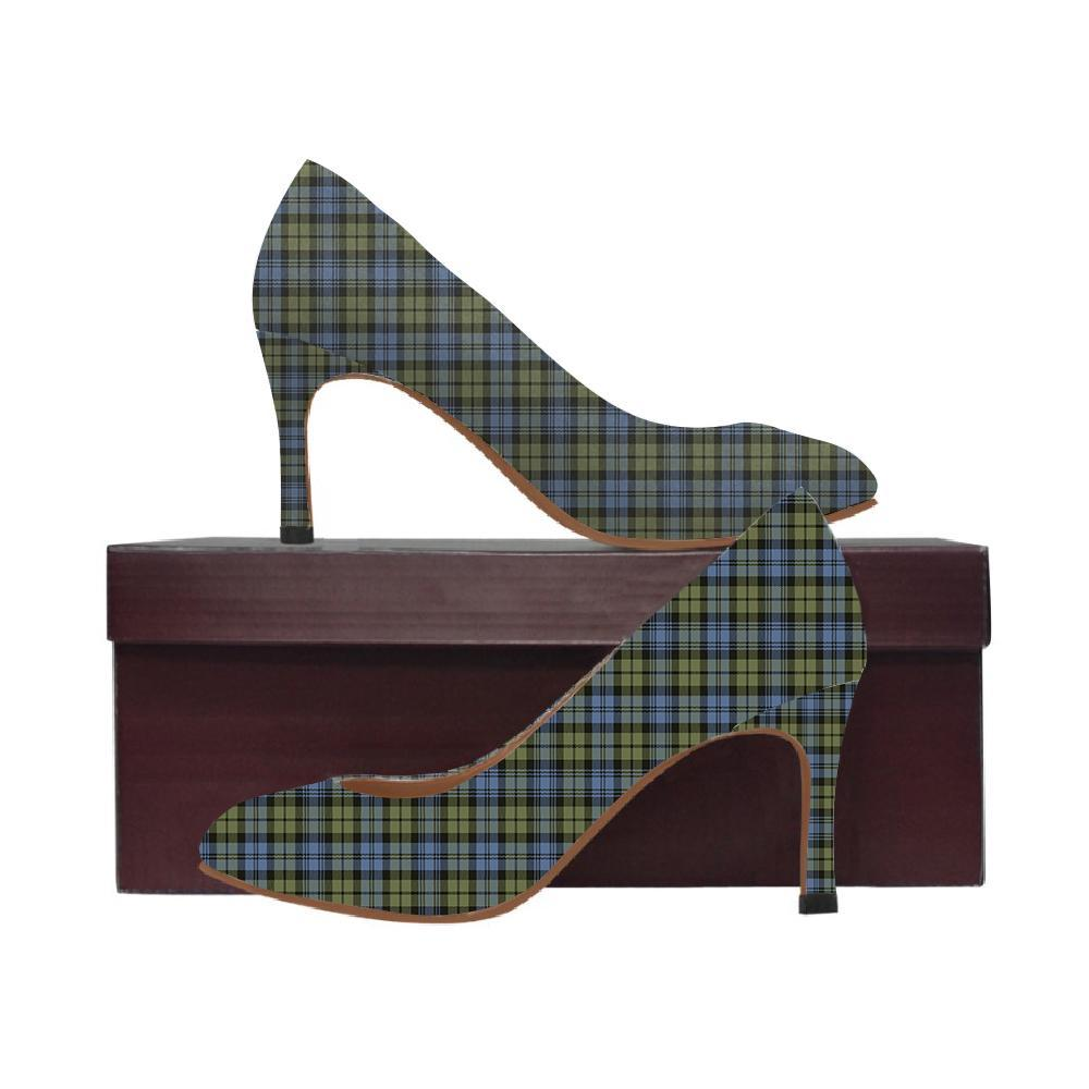 Campbell Dress Ancient 02 Tartan Women High Heels