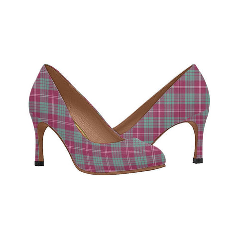 Image of Crawford Ancient Tartan Women High Heels
