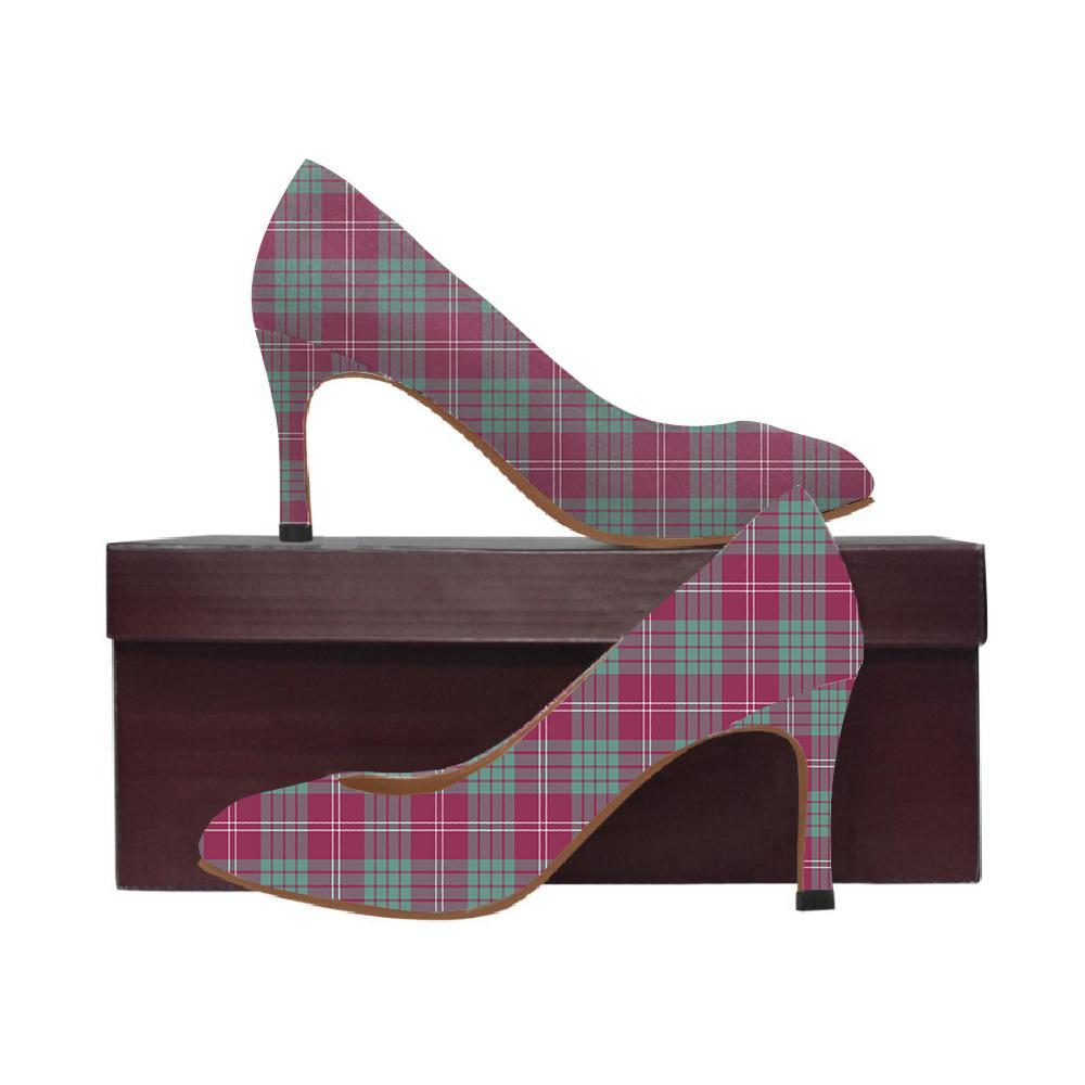Crawford Ancient Tartan Women High Heels