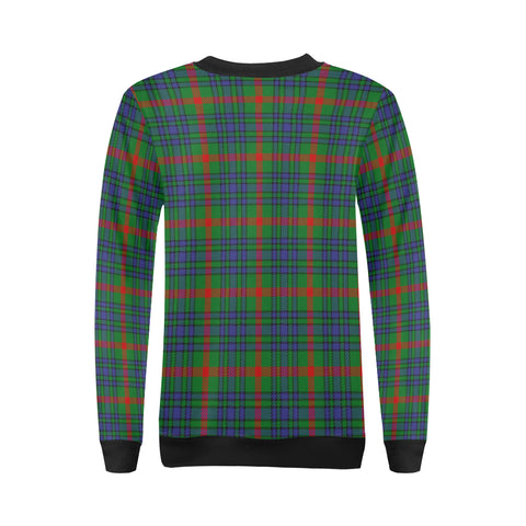 Image of Aiton Tartan Women's Sweatshirt H01
