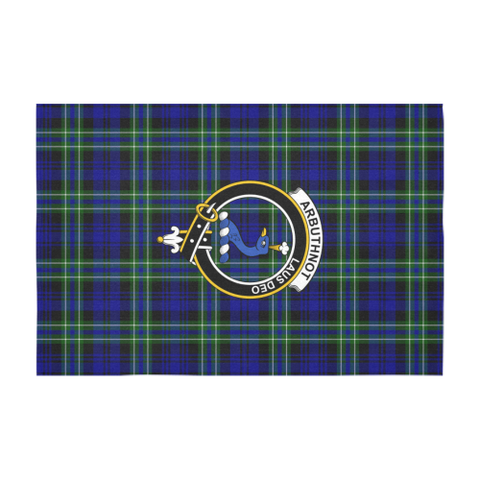 Image of Arbuthnot Clan Badge Tartan TableCloths
