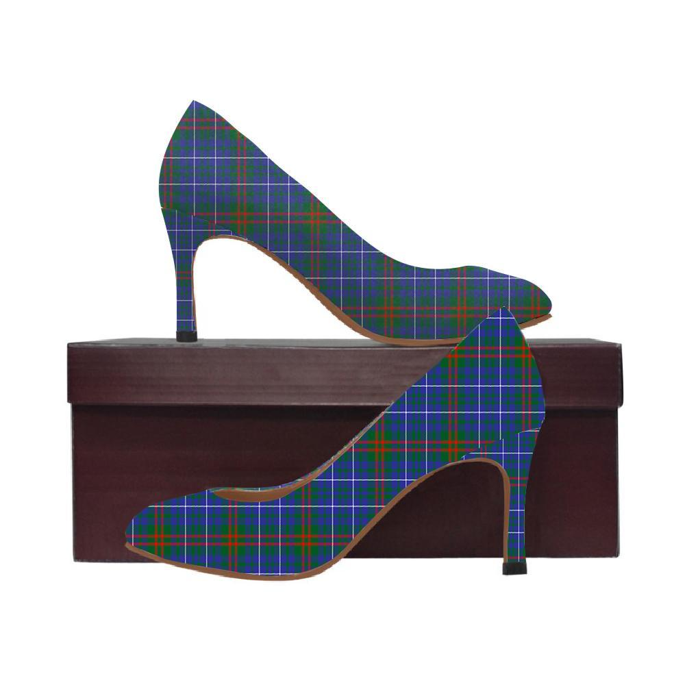 Edmonstone Tartan Women High Heels