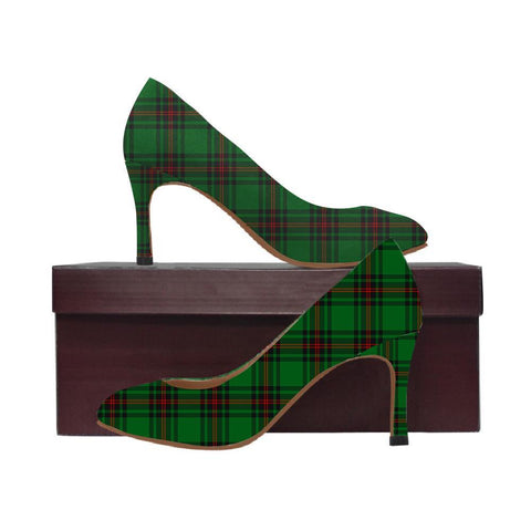 Image of Fife District Tartan Women High Heels