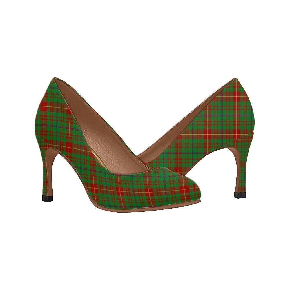 Fulton Tartan Women High Heels