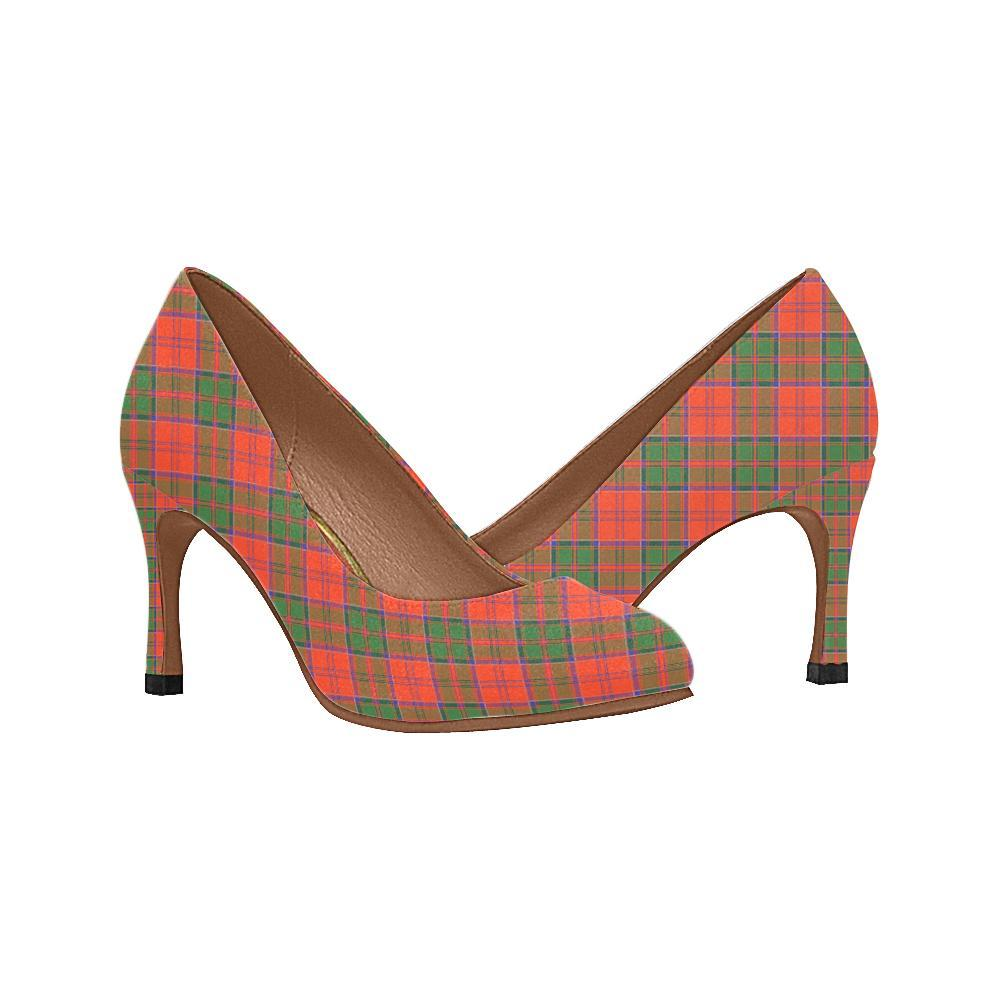 Grant Ancient Tartan Women High Heels
