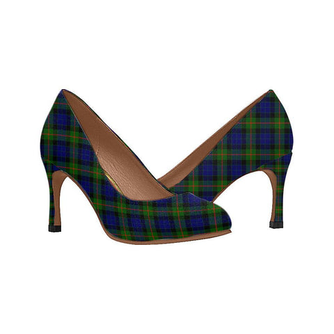 Image of Gunn Modern Tartan Women High Heels