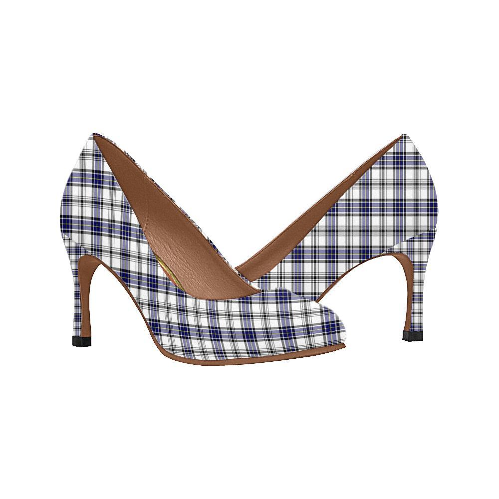 Hannay Tartan Women High Heels