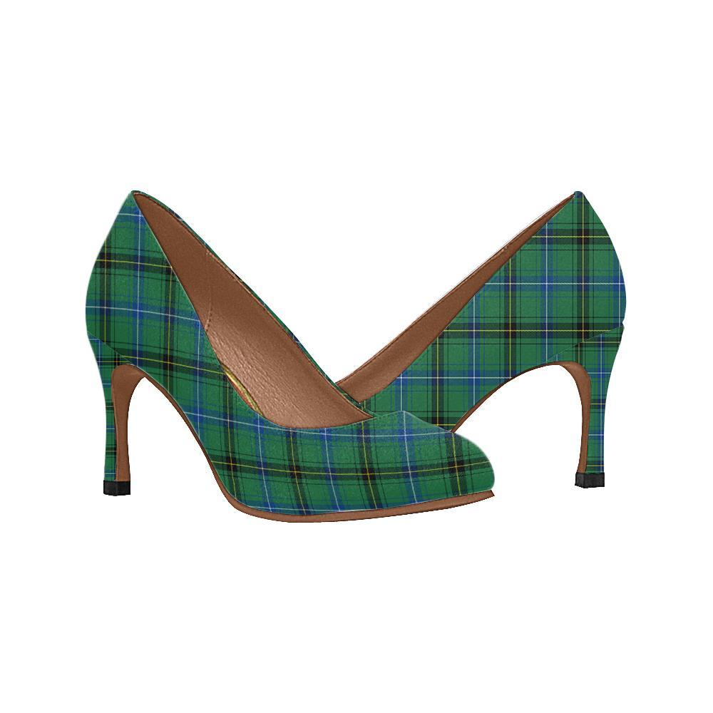 Henderson Ancient Tartan Women High Heels