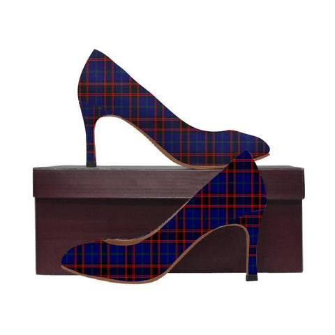 Image of Home Modern Tartan Women High Heels